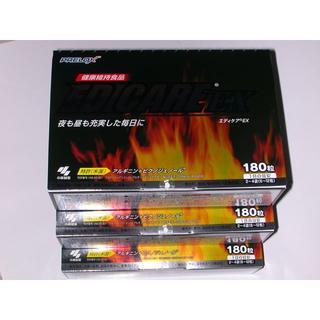 コバヤシセイヤク(小林製薬)のエディケアEX 180粒×3箱 新品 送料無料 ゆうパック(アミノ酸)