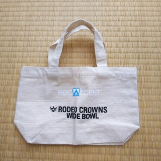 ロデオクラウンズワイドボウル(RODEO CROWNS WIDE BOWL)のロデオクラウン  ミニバック未使用(ハンドバッグ)