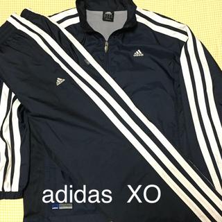 adidas アディダス ウォームアップスーツ XO