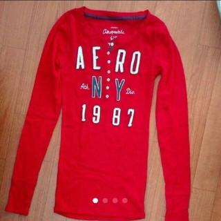 エアロポステール(AEROPOSTALE)のaeropostale エアロポステール 長袖 Sサイズ(Tシャツ(長袖/七分))