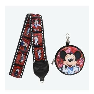 ディズニー(Disney)のカメラストラップ★ミッキーマウス★イマジニングザマジック(その他)
