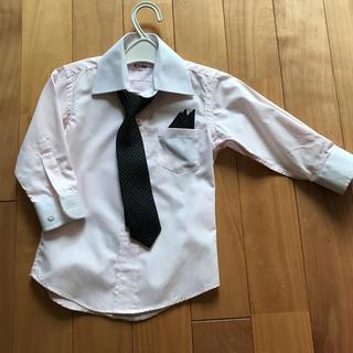 シマムラ(しまむら)のワイシャツ 90センチ(ドレス/フォーマル)