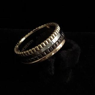 ブシュロン(BOUCHERON)のブシュロン キャトル クラシックリング(リング(指輪))