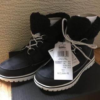 ソレル(SOREL)の新品未使用!ソレル ブーツ 25cm(ブーツ)