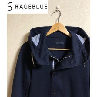 レイジブルー(RAGEBLUE)のRAGEBLUE フード付きジャケット コート レイジブルー 14(マウンテンパーカー)