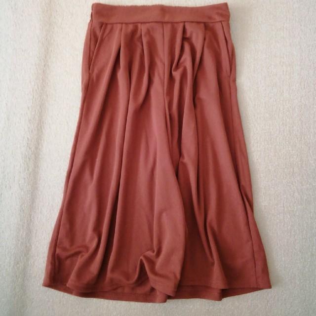 しまむら(シマムラ)のしまむらガウチョスカート レディースのパンツ(その他)の商品写真