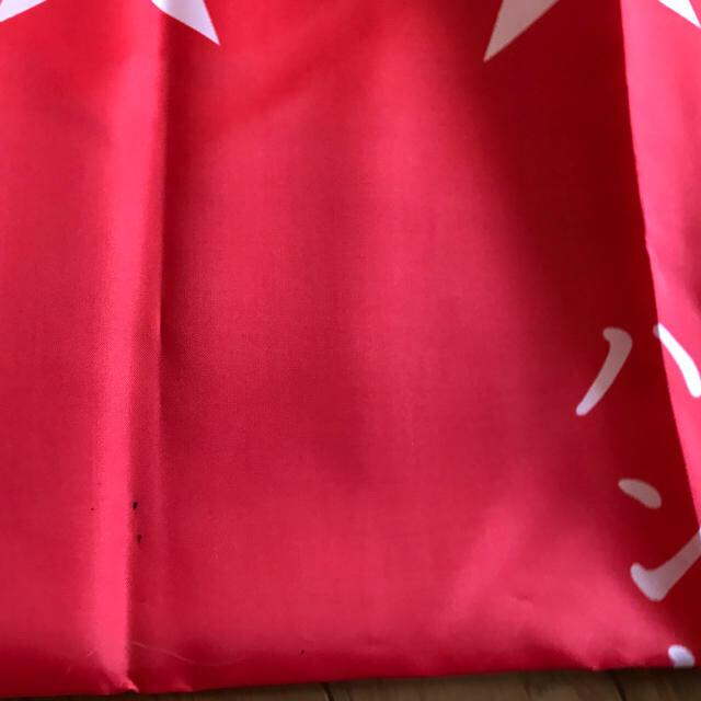 NIKE(ナイキ)の鹿島アントラーズ 風呂敷 布ポスター & シール スポーツ/アウトドアのサッカー/フットサル(応援グッズ)の商品写真