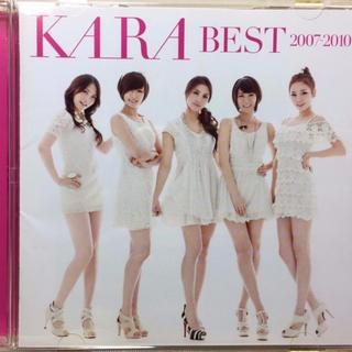 KARA CD 「KARA BEST 2007-2010」(K-POP/アジア)