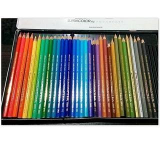 カランダッシュ(CARAN d'ACHE)のCARAN d'ACHE SUPRACOLORⅡ 33色 色鉛筆(色鉛筆 )