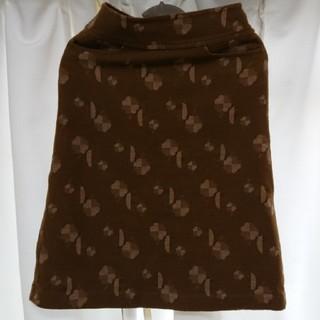 ジュジュ(joujou)のfaire jou jouシティヒルのAラインのスカート(ひざ丈スカート)