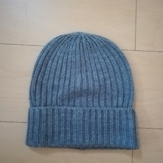 コムサイズム(COMME CA ISM)の新品‼️ニット帽 ユニセックス(ニット帽/ビーニー)