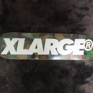 エクストララージ(XLARGE)のXLARGE スケボーデッキ 新品未使用(スケートボード)