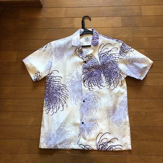 サスクワッチファブリックス(SASQUATCHfabrix.)のサスクワッチファブリックス fireworks notch shirts(シャツ)