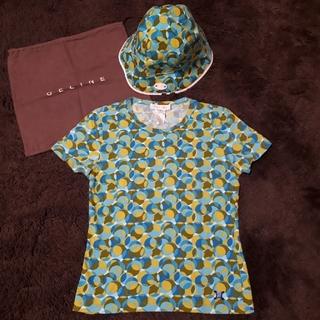 セリーヌ(celine)のCELINETシャツ帽子ハット美品直営店購入本物(ハット)