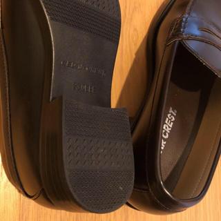 セダークレスト(CEDAR CREST)の茶 ローファー 新品 23.0センチ 3E(ローファー/革靴)