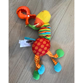 タイニーラブ(TINY LOVE)のTINYLOVE タイニーラブ ブルブルジラフjittering giraffe(知育玩具)