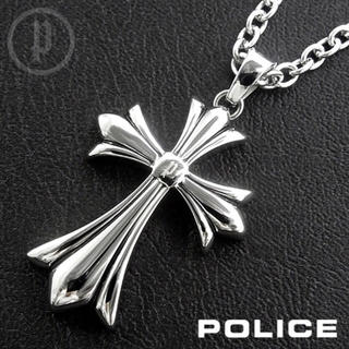 ポリス(POLICE)の【美品】POLICE ポリス GRACE ネックレス(ネックレス)