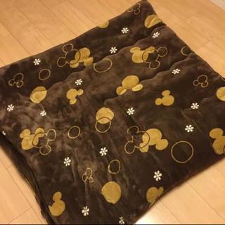 ディズニー(Disney)のミッキーマウス こたつ布団(こたつ)