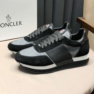 モンクレール(MONCLER)のMONCLER モンクレール スニーカー 靴 メンズ 26cm(スニーカー)