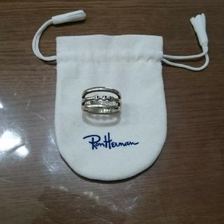 ロンハーマン(Ron Herman)のホーセンブース リングの出品です。(リング(指輪))