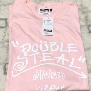 ダブルスティール(DOUBLE STEAL)のダブルスティール  (Tシャツ/カットソー(半袖/袖なし))