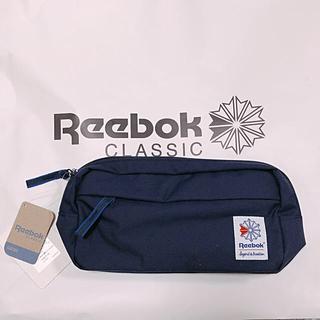 リーボック(Reebok)の早い者勝ち!Reebok ウエストバッグ 新品タグ付(ウエストポーチ)
