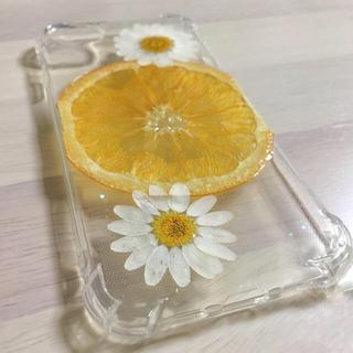 iPhone7/iPhone8ケース🍊(スマホケース)