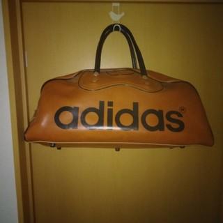 アディダス(adidas)の70s  アディダス ヴィンテージ ボストンバッグ(ボストンバッグ)