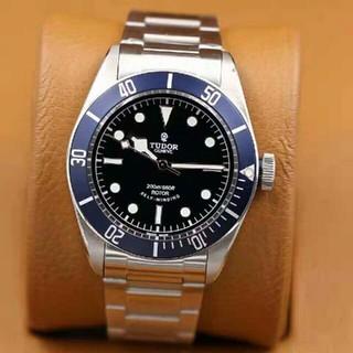 チュードル(Tudor)のTUDOR 79220B ヘリテージブラックベイ ブレスレットタイプ(腕時計)