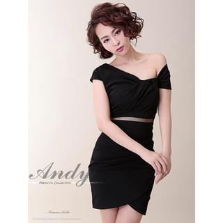 アンディ(Andy)のandy高級ドレス☆(ミニドレス)