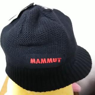 マムート(Mammut)のマムート Mammut メンズ レディース バイザー ビーニー(ニット帽/ビーニー)