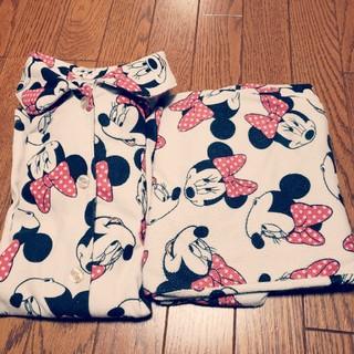 ディズニー(Disney)のミニー パジャマ ルームウェア 部屋着(パジャマ)
