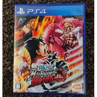 プレイステーション4(PlayStation4)のPS4ソフトONE PIECE BURNING BLOOD(家庭用ゲームソフト)