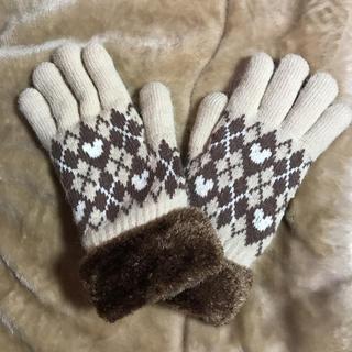 ディズニー(Disney)のミッキー 手袋(手袋)