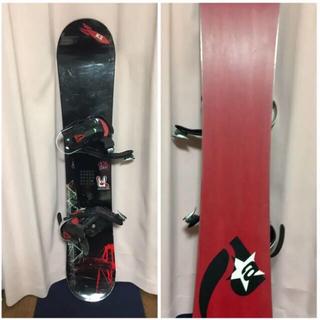 ケーツー(K2)のスノーボード板 K2  ビンディング・カバーset(ボード)
