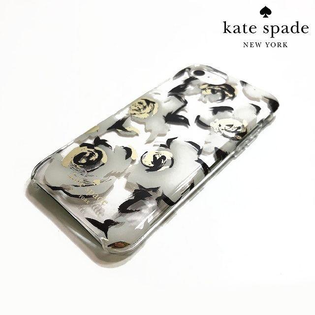 dior iphone7plus ケース 手帳型 | kate spade new york - ケイトスペード iphone スマホケース花柄 スケルトン 181222の通販 by ゆみこ's shop|ケイトスペードニューヨークならラクマ