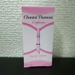 シャンタルトーマス(Chantal Thomass)のシャンタル トーマス アムコキーヌ 新品 未使用(香水(女性用))