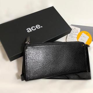 エースジーン(ACE GENE)の■新品未使用■ ace.GENE MICROGRET 長財布(長財布)