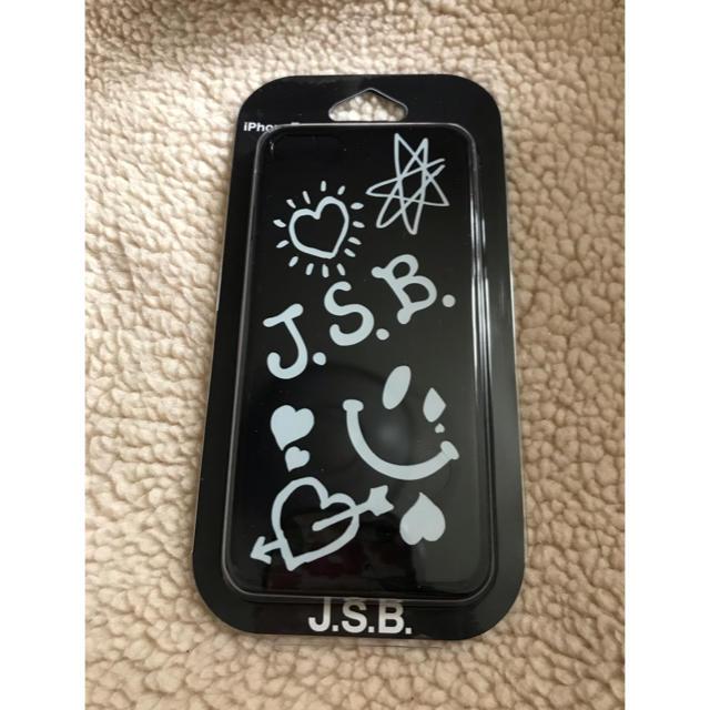 三代目 J Soul Brothers(サンダイメジェイソウルブラザーズ)のJSB LOVE iPhoneケース スマホ/家電/カメラのスマホアクセサリー(iPhoneケース)の商品写真