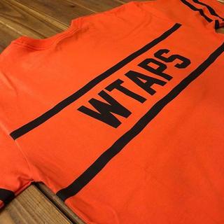 ダブルタップス(W)taps)のzoe様専用 WTAPS 18AW SPOT WTVUA ORANGE L(Tシャツ/カットソー(半袖/袖なし))
