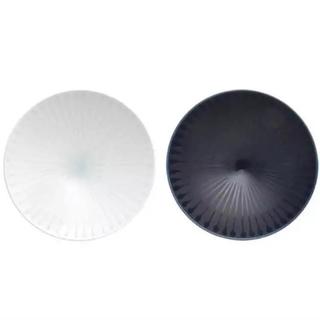 ハクサントウキ(白山陶器)の新品!白山陶器 平茶碗 2つセット(食器)