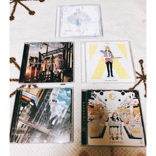 歌い手 CDセット(ボーカロイド)