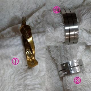 dedegumo アクセサリー リング22号(リング(指輪))