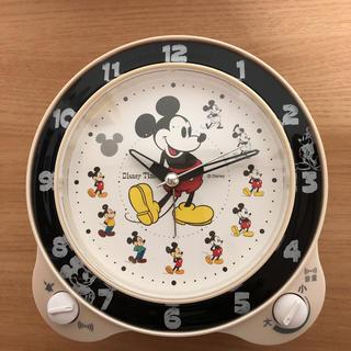 ディズニー(Disney)の目覚まし時計 Mickey Mouse(置時計)
