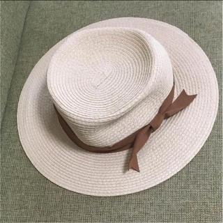 キッカザダイアリーオブ(KIKKA THE DIARY OF)のKIKKA 麦わら帽子(麦わら帽子/ストローハット)