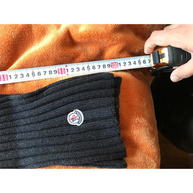 MONCLER(モンクレール)のモンクレールマフラー メンズのファッション小物(マフラー)の商品写真
