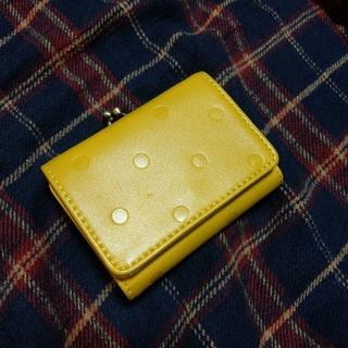 スタディオクリップ(STUDIO CLIP)の【最終セール】studio CLIP がま口折りたたみ財布 (財布)