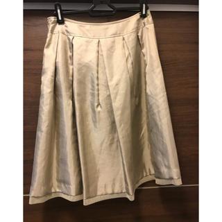 クランプリュス(KLEIN PLUS)のKLEIN PLUS+ スカート(ひざ丈スカート)