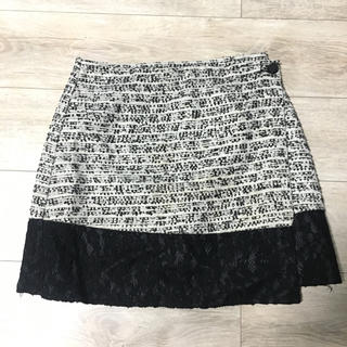 マーキュリーデュオ(MERCURYDUO)のマーキュリー♡台形スカート(ミニスカート)