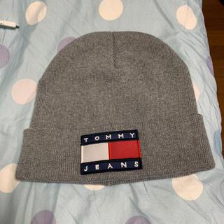 トミーヒルフィガー(TOMMY HILFIGER)のトミージーンズ ニット帽(ニット帽/ビーニー)